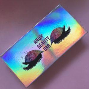 Diy Eyelash Packaging Box